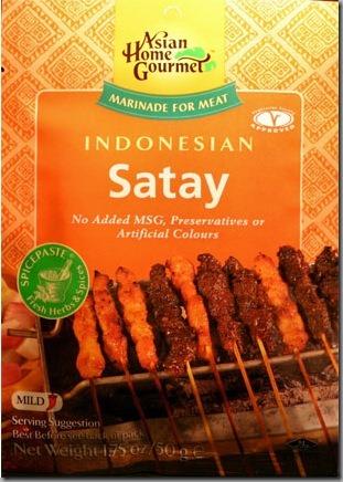 AHG Satay