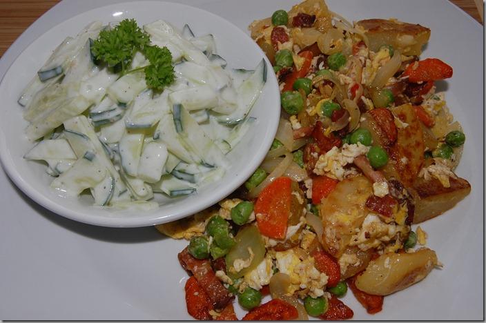 Míchaná zelenina s vejci01