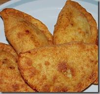 Pirohy z bramborového těsta