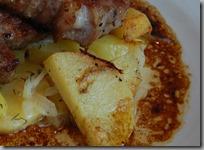 Gratinované brambory s grilovanou krkovicí01
