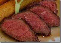 Levný drahý steak a domácí kroketky_ořez