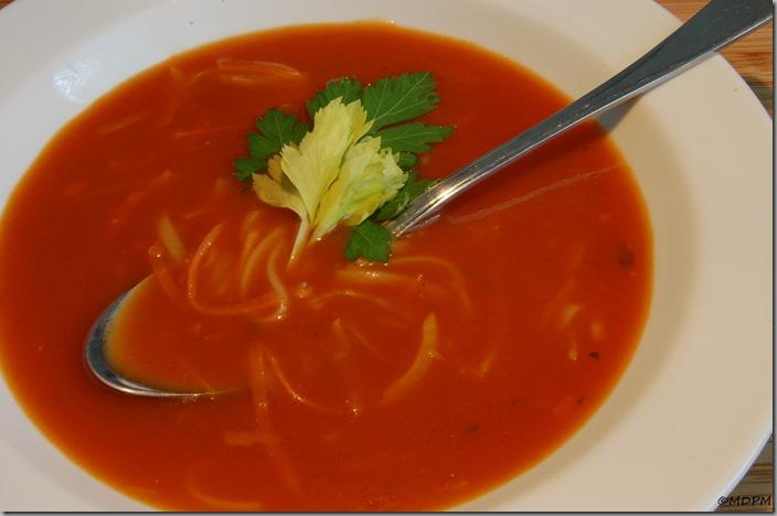 Dokonalá rajská polévka z pixle rajčat02