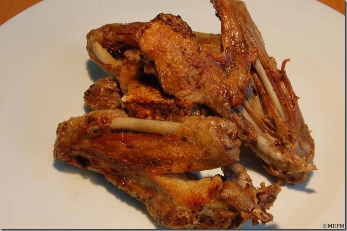 Konfitovaná kachní křídla03