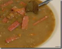 Čočková polévka s mrkví a salámem03