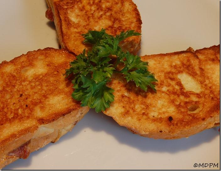 Vaječné toustíky s Uherákem a sýrem Gran Moravia05