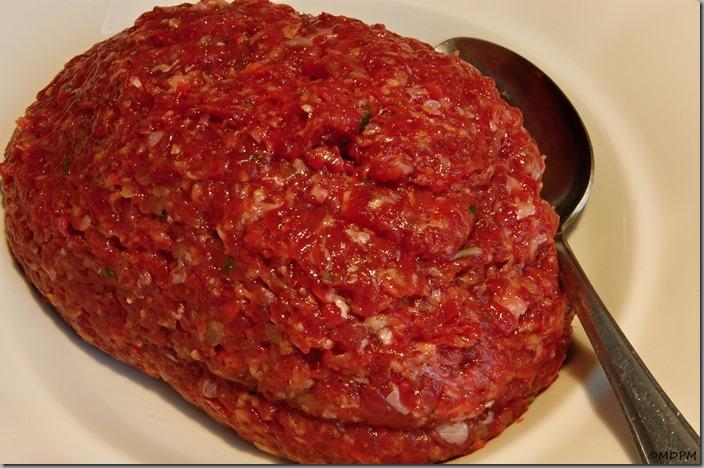 Hovězí pupek - směs na hamburgery