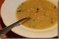Kmínová polévka s vajíčkem a karotkou01