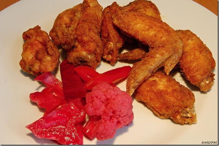 Křupavá kuřecí křídla s pikantní krustou02