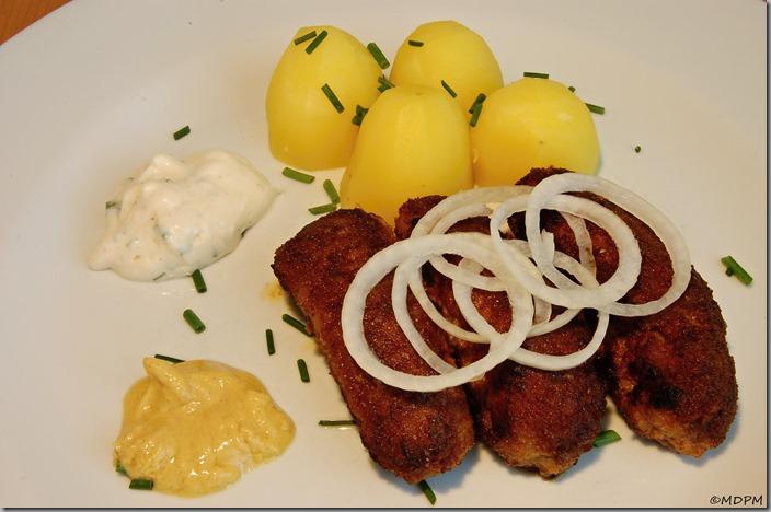 čevepčiči s brambory