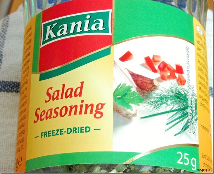 Kania salad seasoning