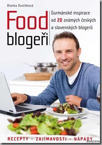 Obálka Foodblogeři
