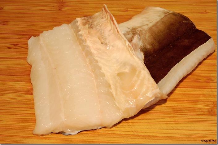 mořský úhoř - filety