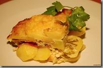 Gratinované brambory porce02