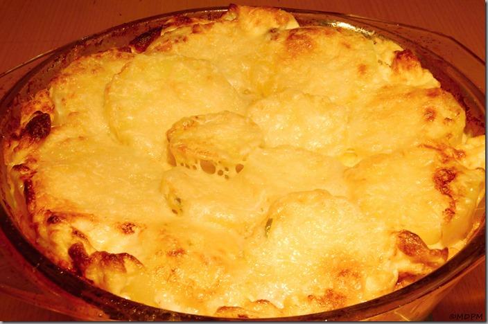Gratinované brambory02
