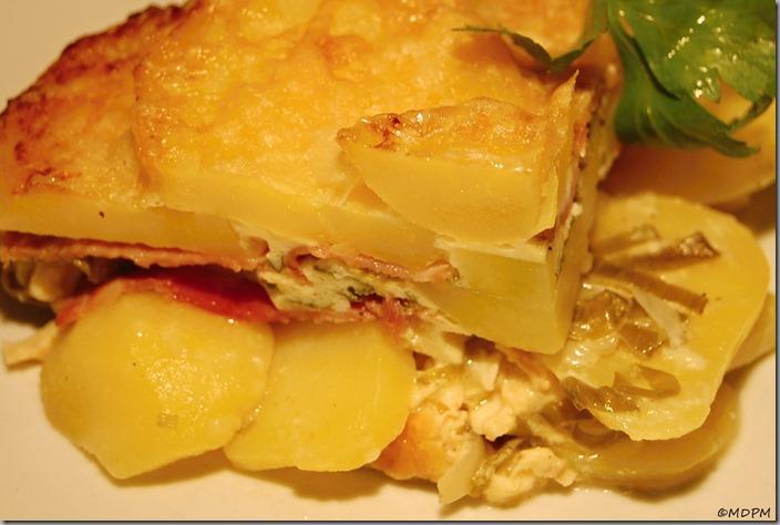 Gratinované brambory04