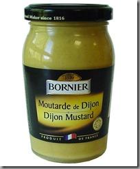 Moutarde de Dijon Bornier