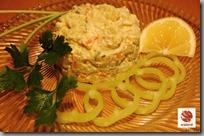 Bramborový salát vánoční pro Snídani s Novou_logo nova