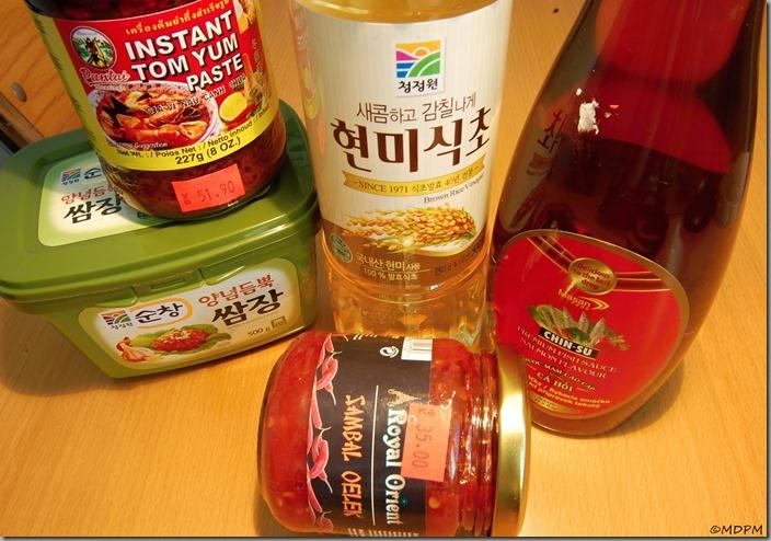 asijské potraviny