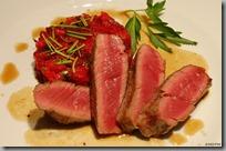 Biftek ze svíčkové a salátek z pečené zeleniny02