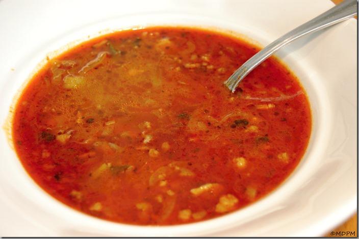 Gulášová polévka s restovaným lečem04
