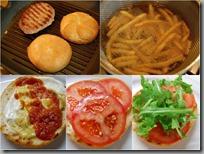 Hamburger - příprava_postcard