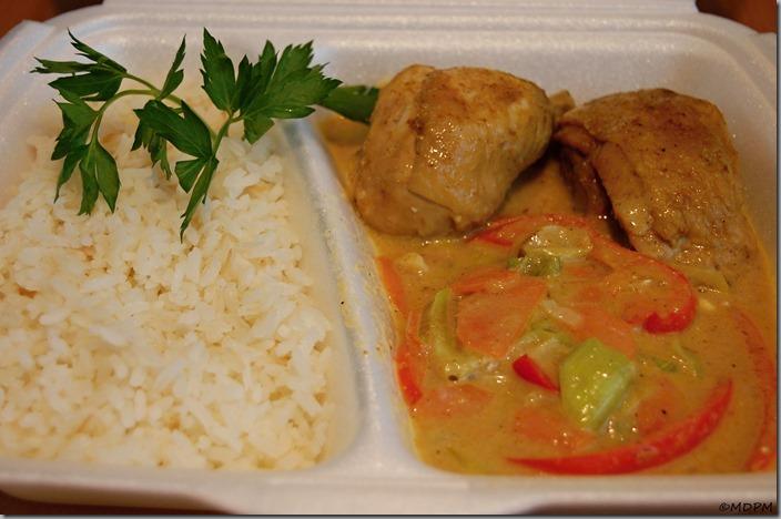 Kuřecí karí s restovanou zeleninou - for majo01