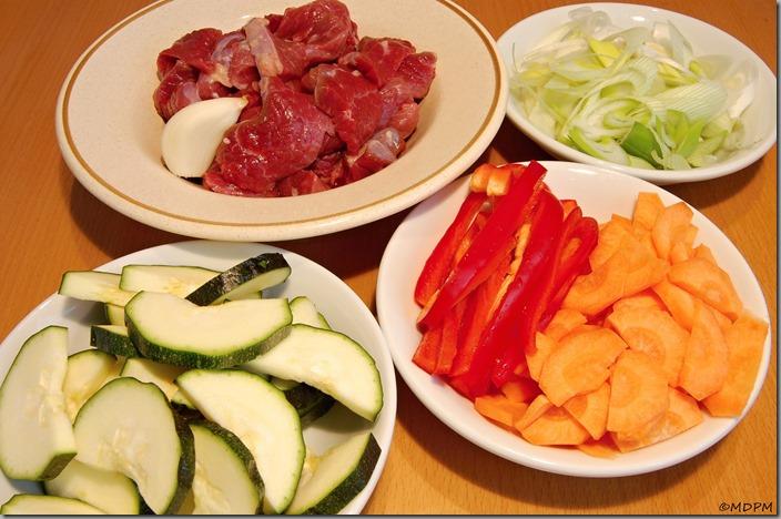 dušená čína - ingredience01