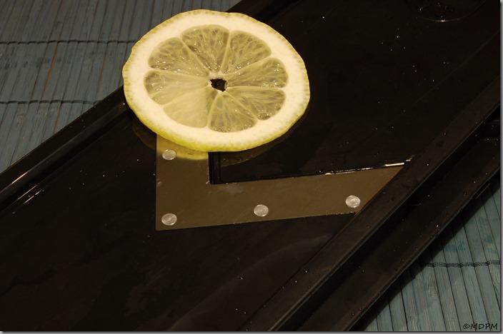 krouhač a citron