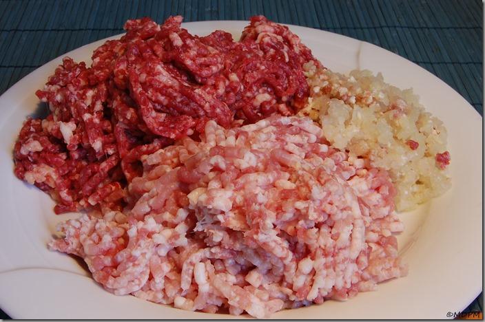 03 - Plněné papriky - mleté maso