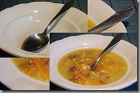 04 - hovězí polévka z papiňáku