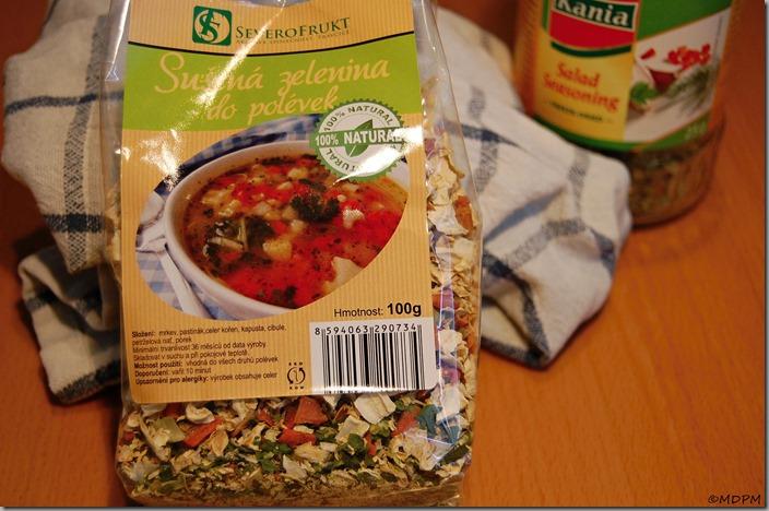 Sušená zelenina SeveroFrukt01