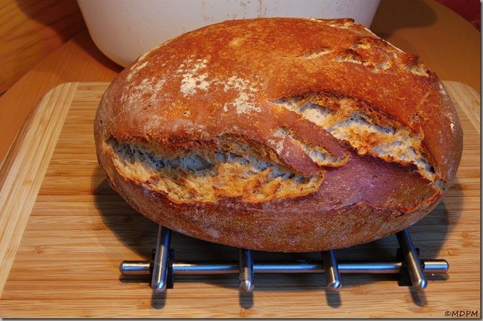 Druhý chléb - pšeničnožitný