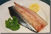 01-Grilovaná makrela a ragů z patizonu-příprava