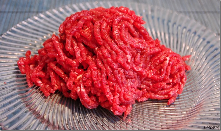 03_maso na burger,příprava