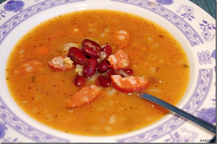 Fazolová polévka05