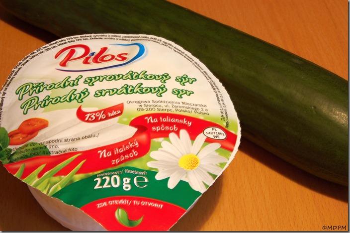 Syrovátkový sýr Lidl
