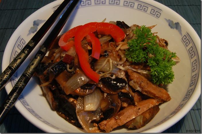čína pro vegetariány - postup04