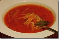 Jižanská rajčatová polévka01