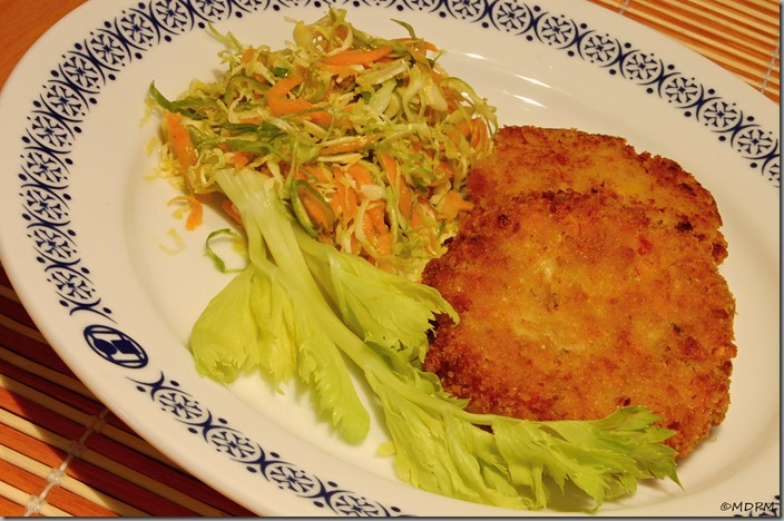 04-vegeburger a salát
