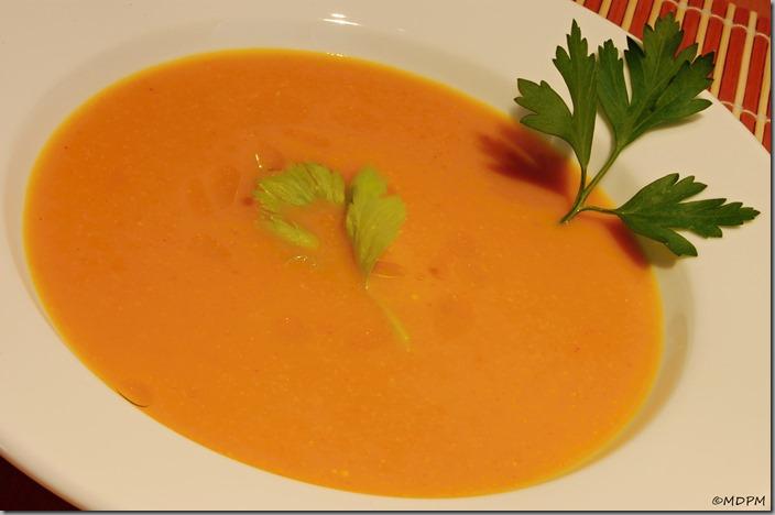 08-vypečená dýňová polévka