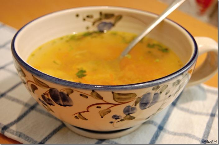 polévka z této keramiky je prostě ještě lepší