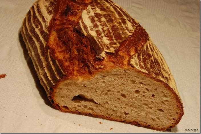 10-Jedenáctý chléb - pšeničnožitný podmáslový