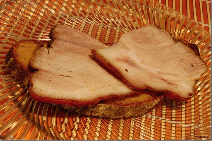 17-chléb s hořčicí a nářez