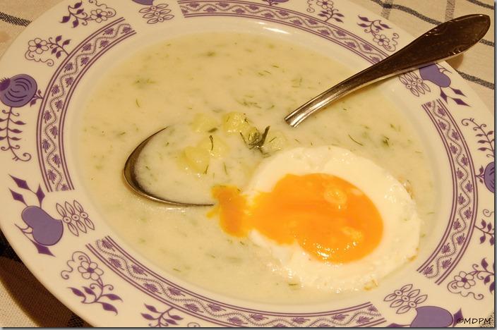 Koprová polívka