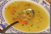 04-Drůbeží játrová polévka
