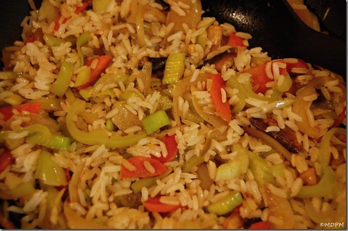 06-plus rýže 2 min míchat