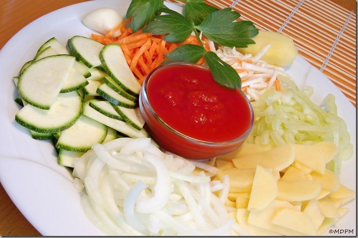 01-připravená zelenina a