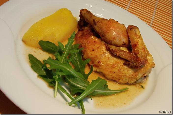 09-Jarní kuřátko se žemlovou nádivkou