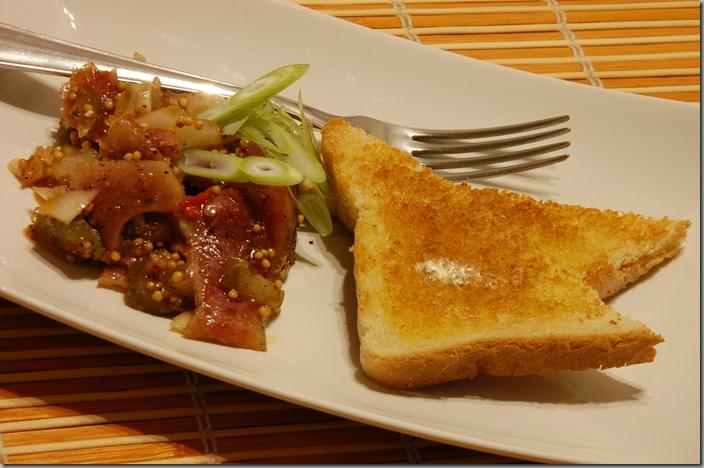 salát volská tlama
