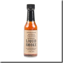 Lazy Kettle Hickory Liquid Smoke 147ml